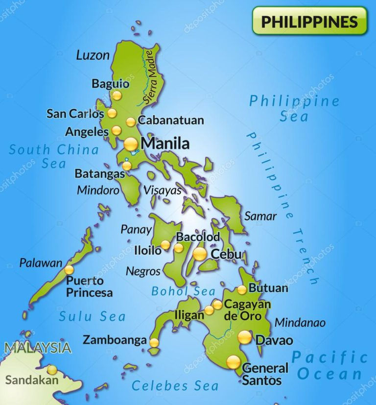 provinces of the philippines and international