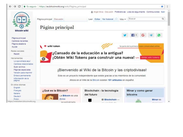 Discover a new way of studying bitcoin wiki cripto university it is a challenge to get the information to the largest number of students the effort of these professionals is impressive therefore it is worthwhile ccuart